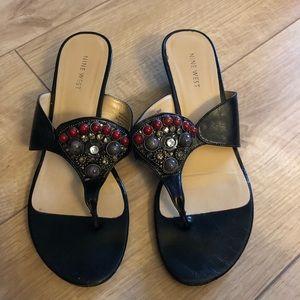 Nine West Sandals - Bohemian Chic